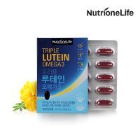 ★국내생산★ 눈건강을 위한 트리플 루테인 오메가3(30캡슐*12박스)