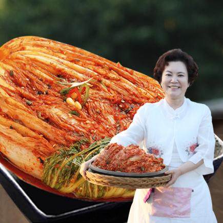 김순자명장 포기김치 10kg